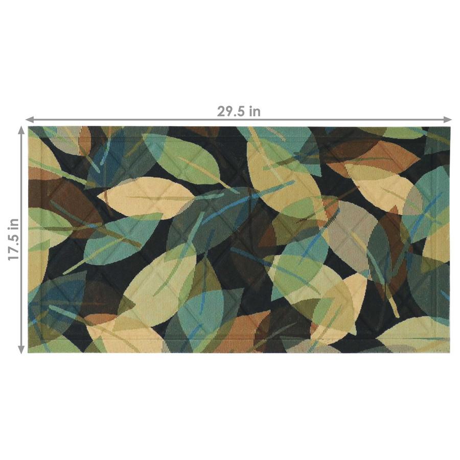 "Sunnydaze Kitchen Floor Mat - 17"" L x 29"" W - Multiple Styles"