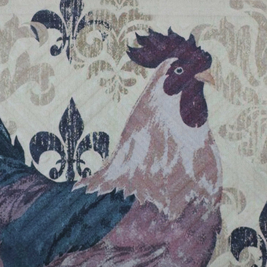 Brown Rooster