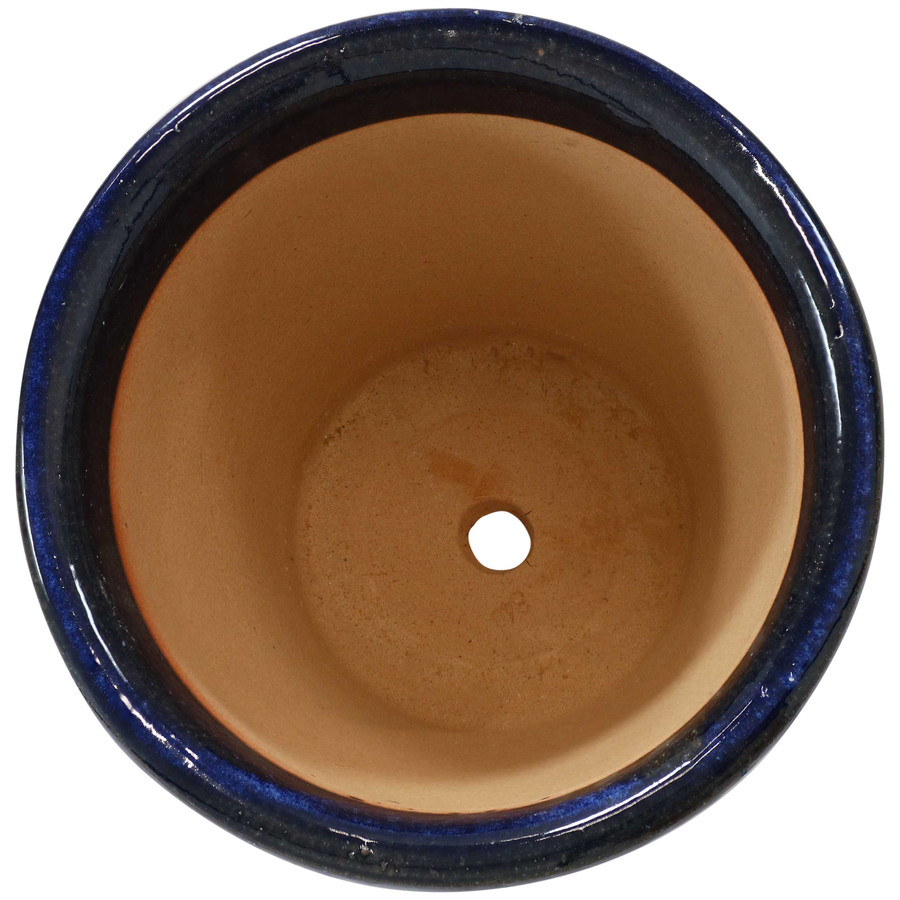 "11"" Imperial Blue Inside View"