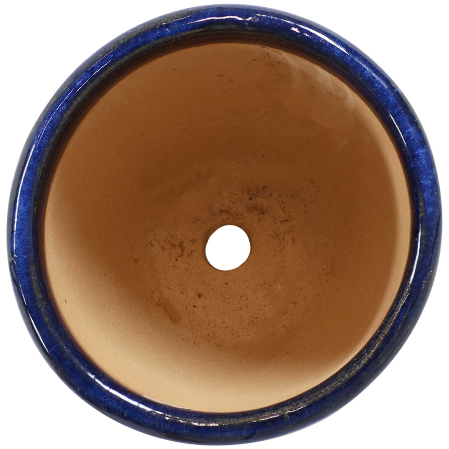 """8"""" Imperial Blue Inside View"""