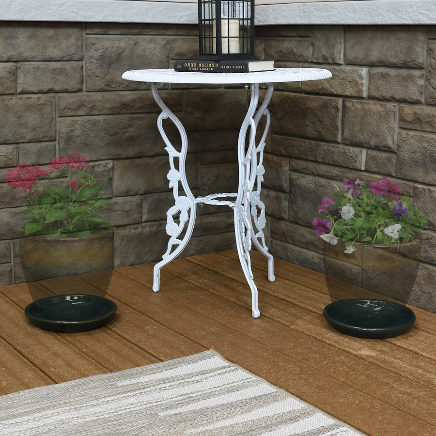 """7"""" Forest Lake Green - PLANTER NOT INCLUDED"""