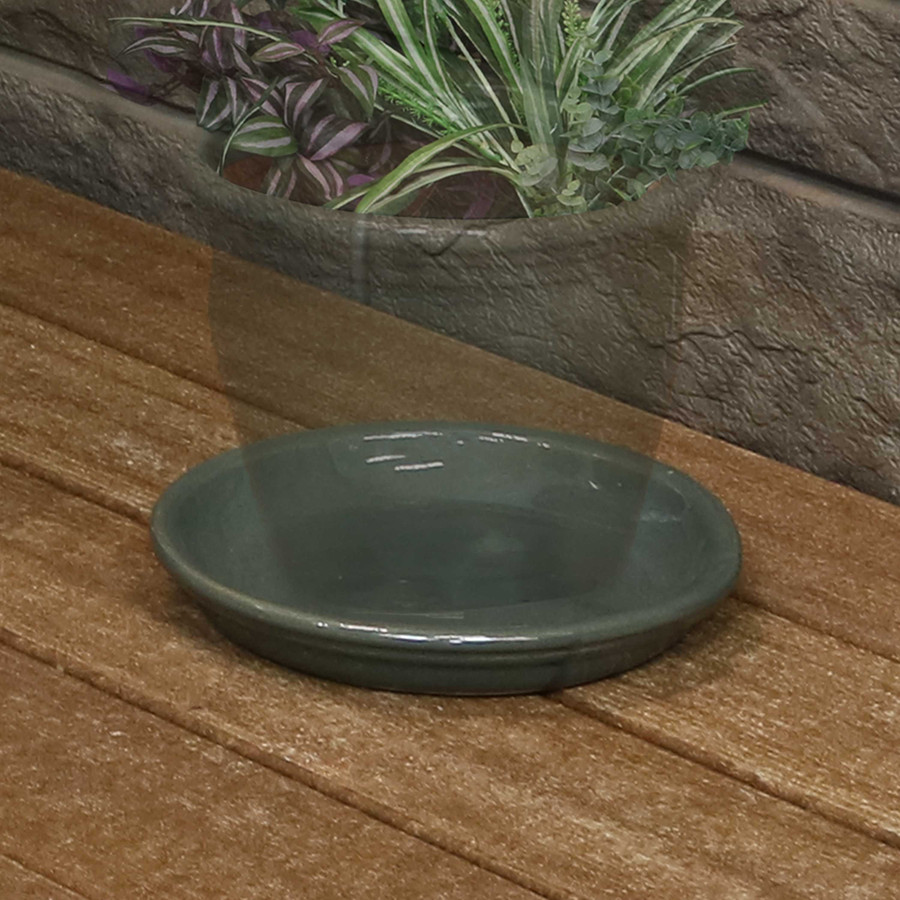 """7"""" gray - PLANTER NOT INCLUDED"""