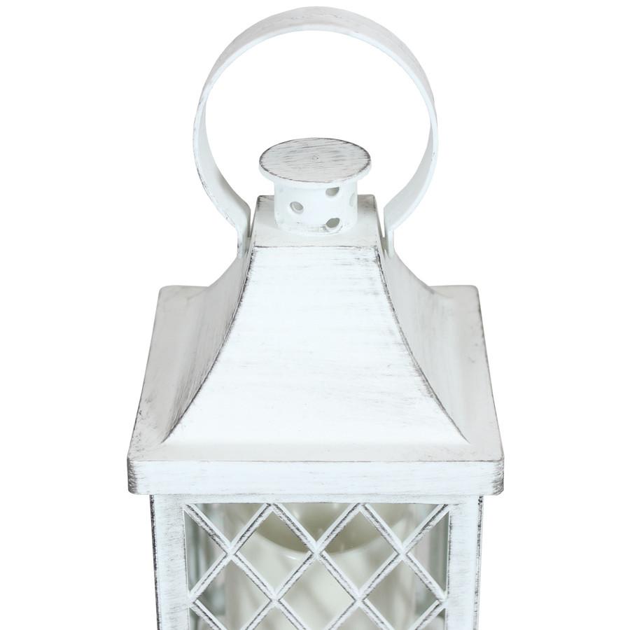 Closeup of Top of Lantern