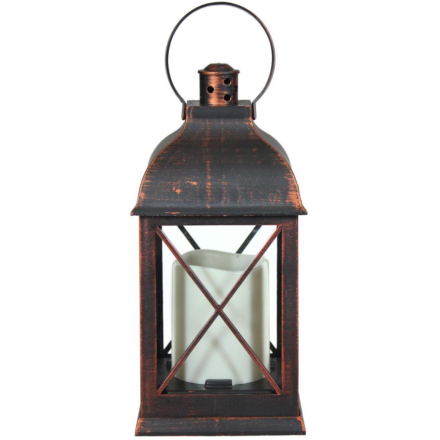 Setauket Indoor Decorative LED Candle Lantern