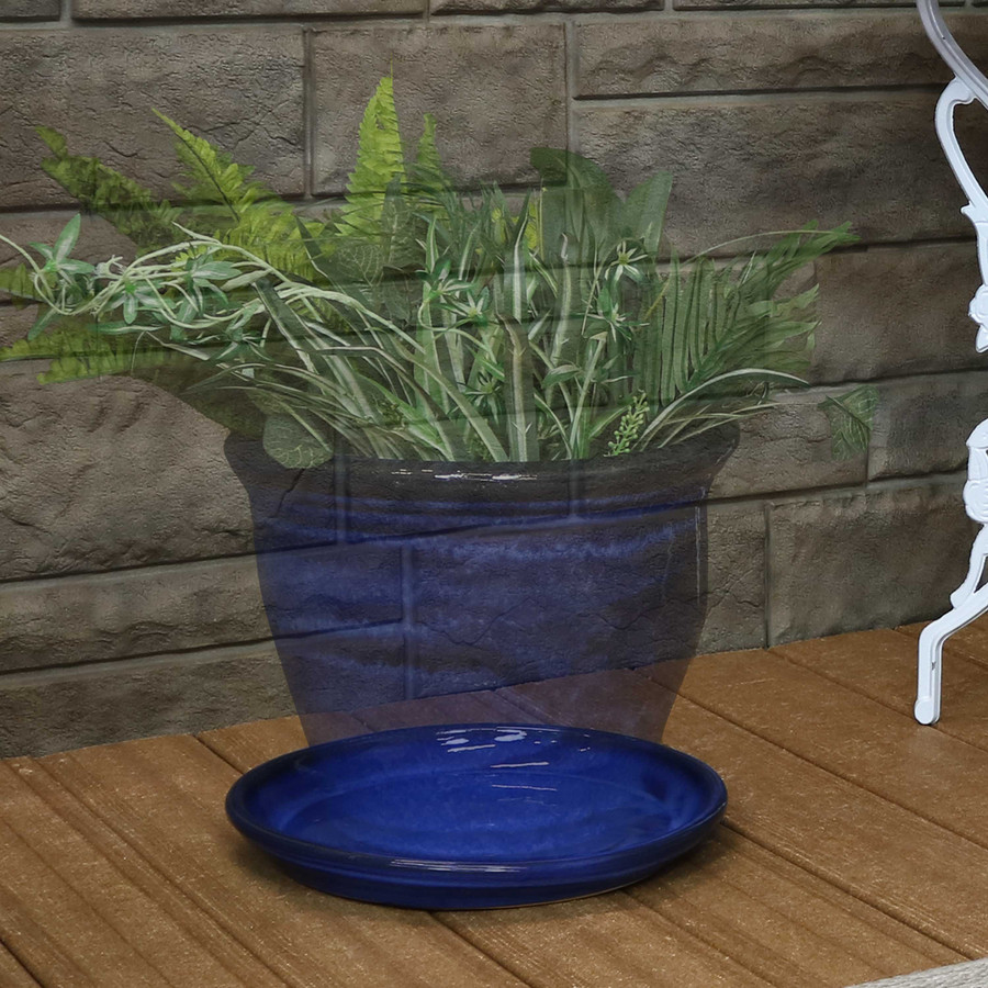 "12"" Imperial Blue - PLANTER NOT INCLUDED"