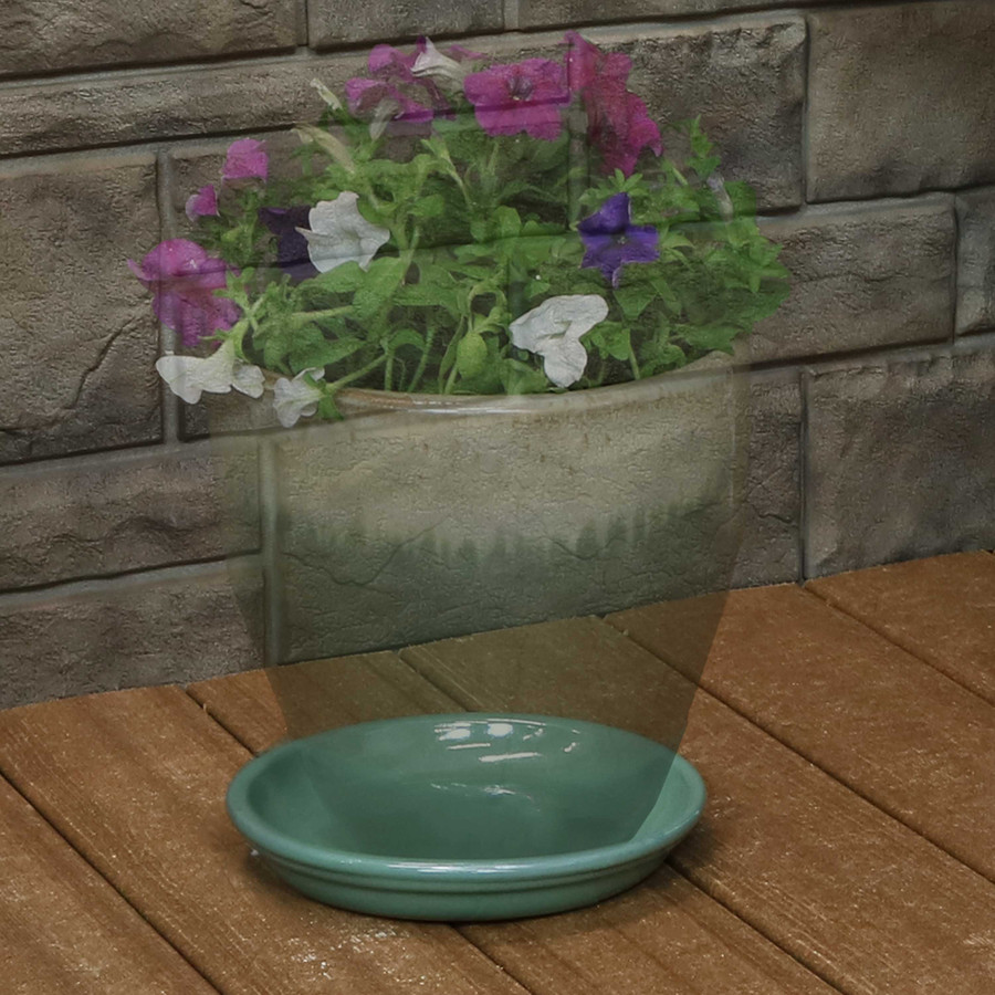 "7"" Seafoam - PLANTER NOT INCLUDED"