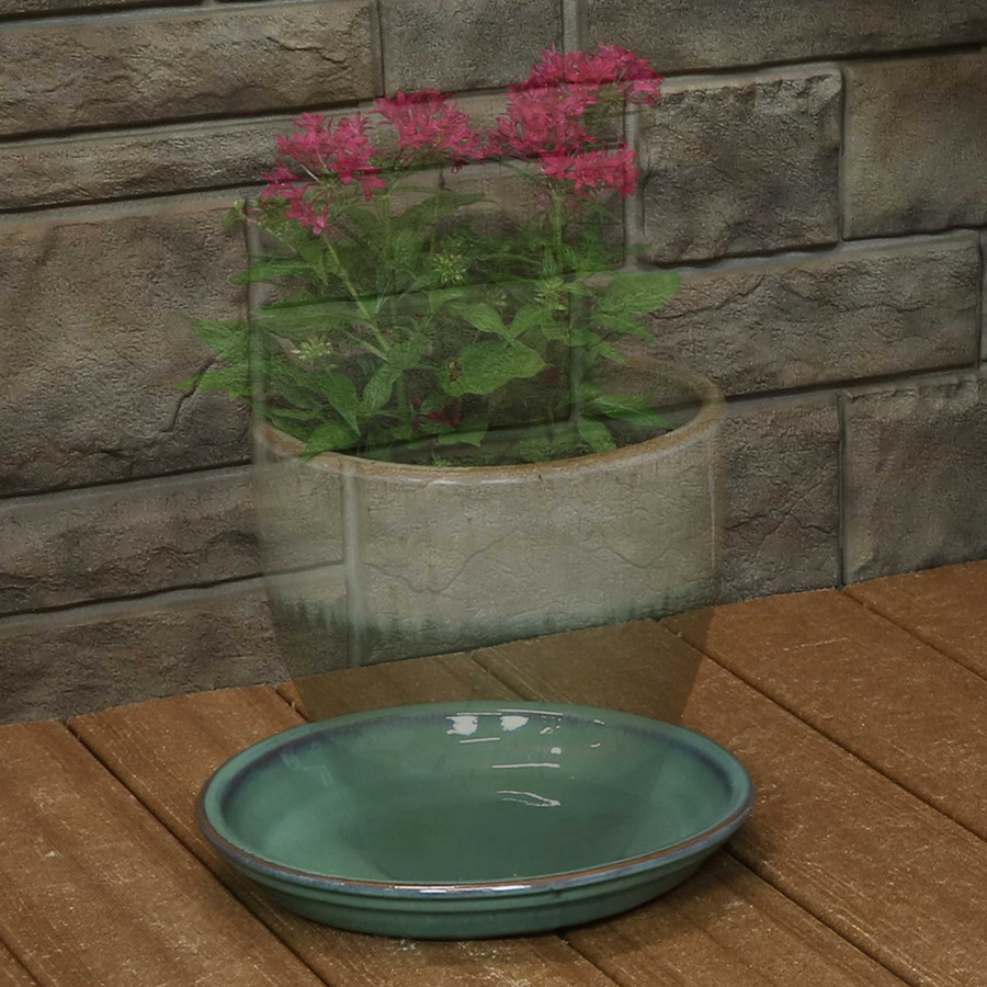 "9"" Seafoam - PLANTER NOT INCLUDED"