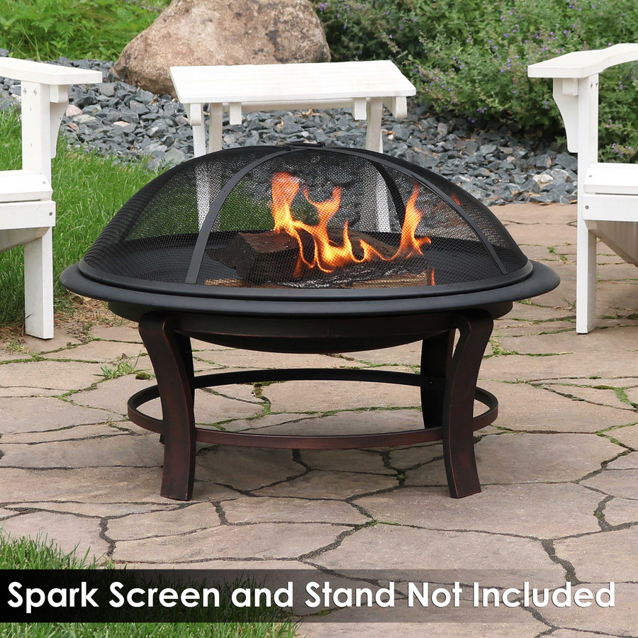 Spark Screen and Stand Not Included