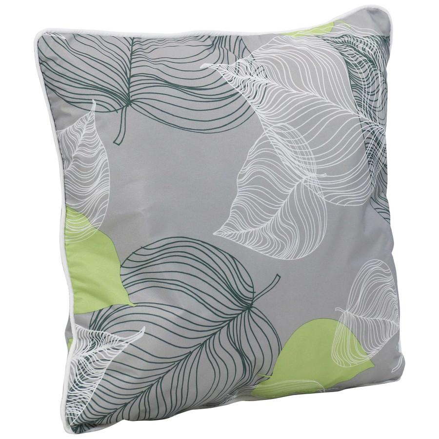 Single Pillow, Lush Foliage