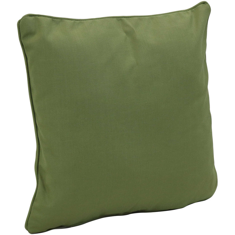 Single Pillow, Dark Green