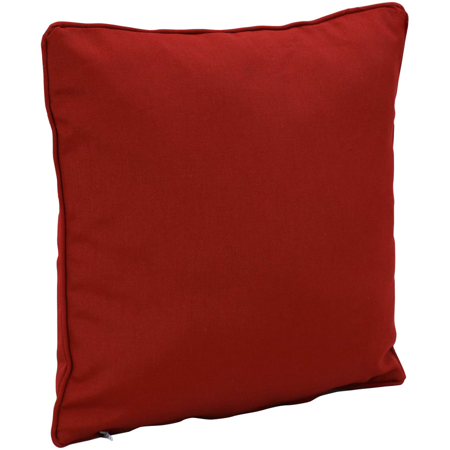 Single Pillow, Red