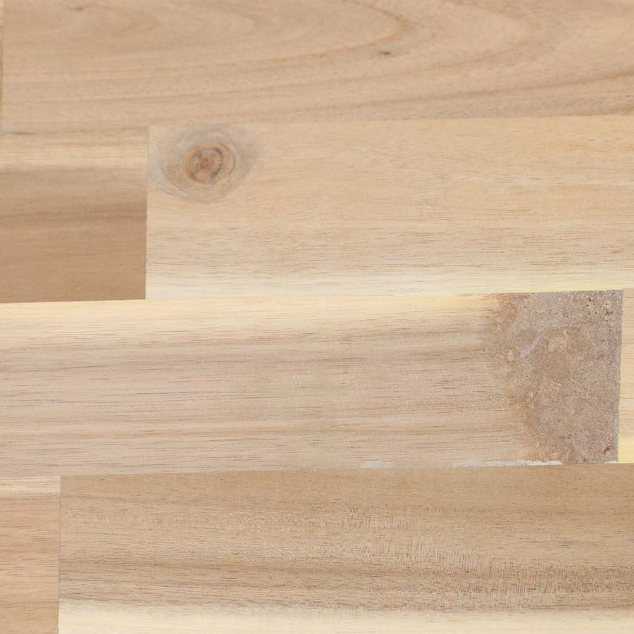 Sunnydaze Rectangle Indoor Acacia Wood Console Table