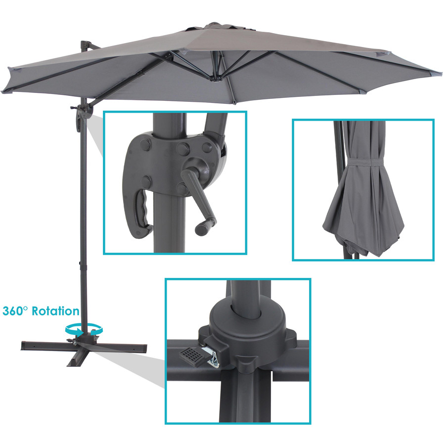Umbrella Features, Smoke