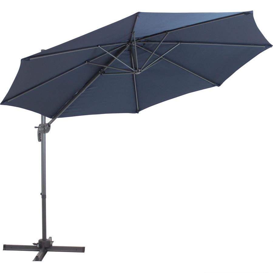 Tilted Umbrella, Navy