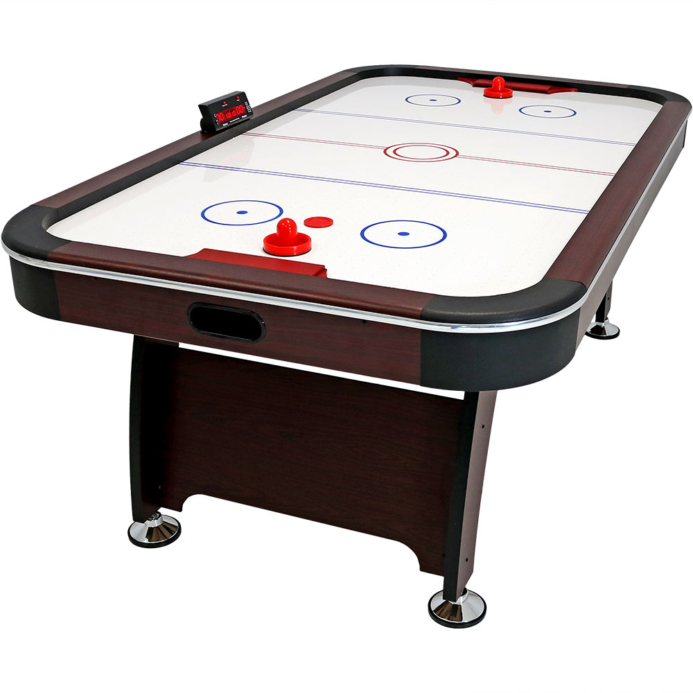 Daze 7 Foot Air Hockey Table With Scorer