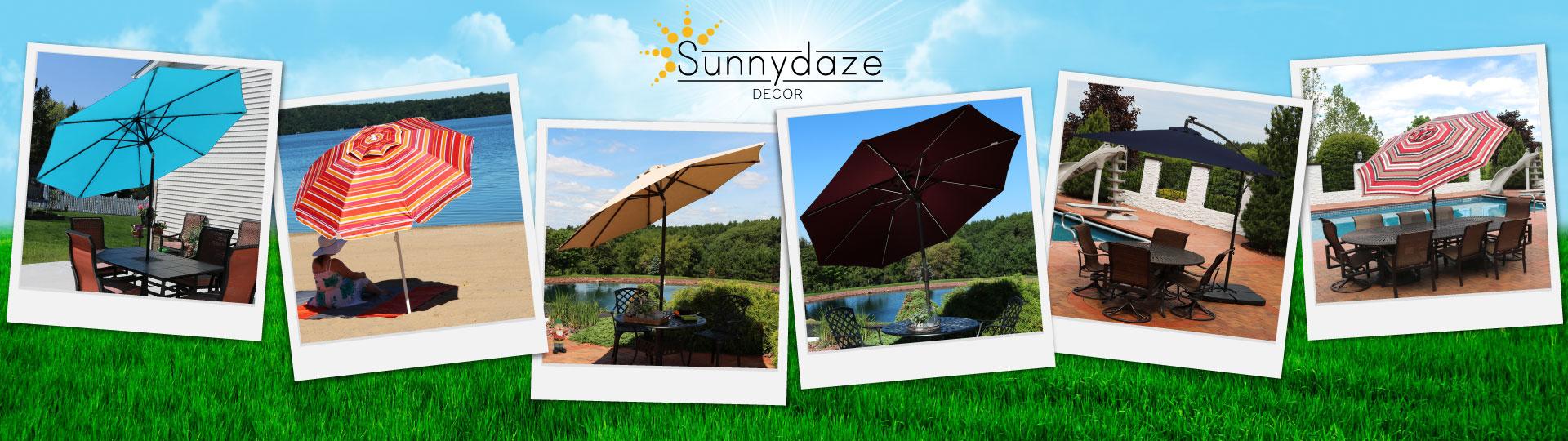 Beach And Patio Umbrellas