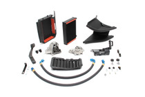 Dinan High Capacity Oil Cooler System BMW 335i 2008-2007, 335xi 2008-2007 (w/factory oil cooler) thru 2008
