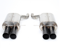 Dinan Free Flow Exhaust with Black Tips for BMW M6 E63 Coupe 2006-2010