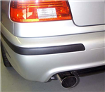 Dinan Free Flow Exhaust with Polished Tips for BMW E39 525i/528i/530i (with M-Tech Bumper)