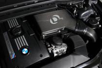 Carbon Fiber Cold Air Intake for BMW E82 1M
