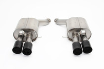 Dinan Free Flow Stainless Exhaust with Black Tips for BMW F10 M5