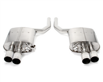 Dinan Free Flow Exhaust with Polished Tips for BMW 550i F10