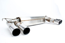 Dinan Free Flow Stainless Exhaust with Polished Tips for BMW F85 X5M - F86 X6M