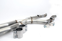 Dinan High Flow X-Pipe for BMW F80 M3 - F82 M4