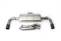 Dinan Freeflow Stainless Exhaust with Black Tips for the BMW F26 X4 M40i
