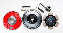South Bend Clutch Kit - Stage 3 Drag - 2.0T FSI/Golf R 6spd