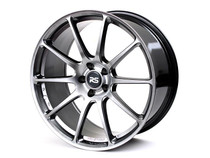 "Neuspeed RSe102 Wheel - 19""x 8"" - ET45 - Hyper Black *Open Box*"