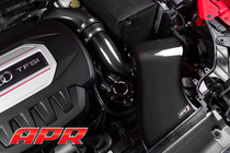 APR Carbon Fiber Inlet pipe, 1.8T/2.0T MQB