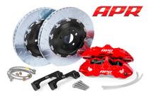 APR By Brembo Brake Kit, MK5/6 GTI - 8P A3, 355mm, 6 Piston