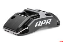 APR Brake Kit, MK7 GTI/A3/TT, 350mm w/Black Calipers