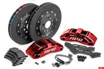 APR Brake Kit, MK7 R/S3/TTS 350mm w/Red Calipers