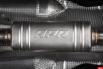 APR Front Muffler for MK7 GTI