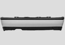 MK3 Euro Rear Bumper - Golf/GTI