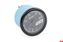 APR Universal Mechanical Boost Gauge - Blue Needle