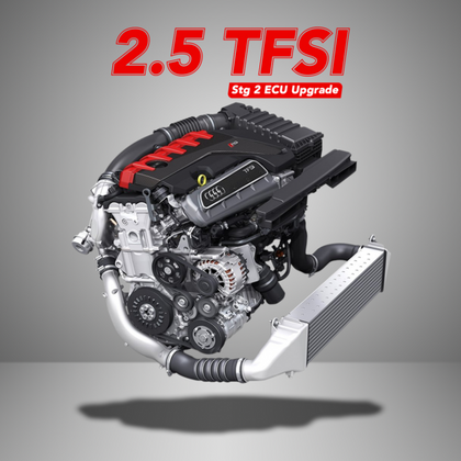 APR Stage 2 ECU Upgrade for the 2.5 TFSI EVO!
