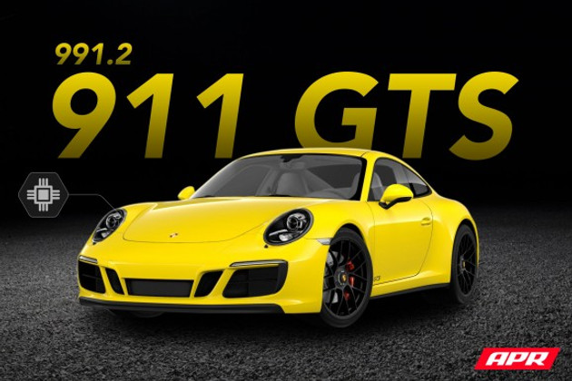 APR ECU Upgrade for the Porsche 991.2 911 3.0T GTS