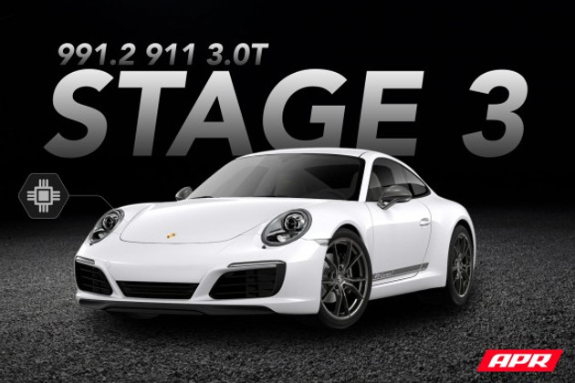 APR Stage 3 ECU Upgrade for the Porsche 991.2 911 3.0T!
