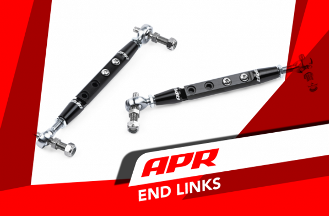 APR Roll-Control Front Stabilizer Bar End Links