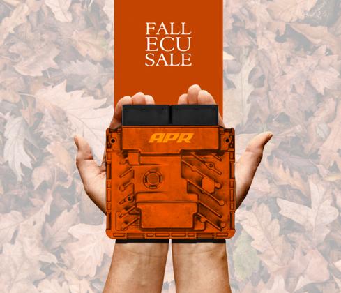 APR Fall ECU / TCU Sale!