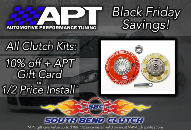 South Bend Clutch Black Friday Sale!