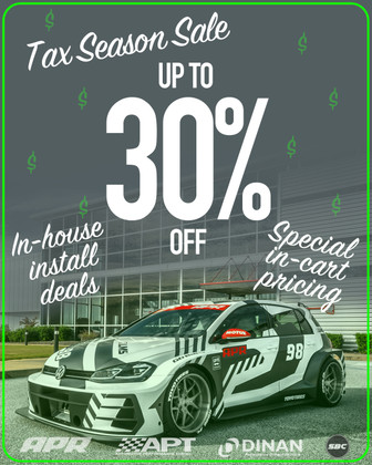 Tax Season Sale - Up To 30% Off!
