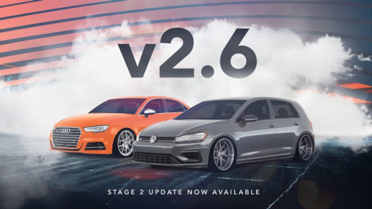 Stage 2 APR V2.6 Update for MQB Golf R/S3/TTS