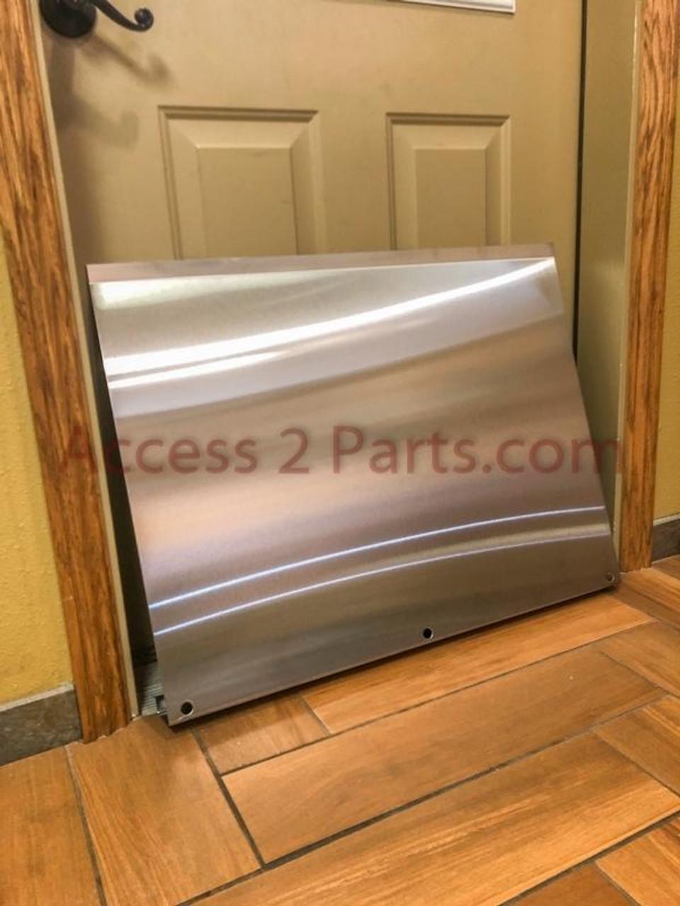Stainless Steel Door Baffle
