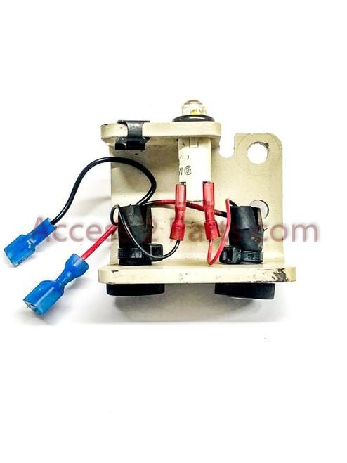 4B 4B Charge Bumper Bracket SRE-20286