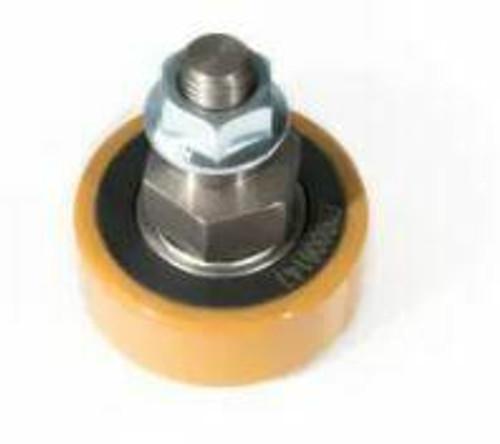 Unspecified Manufacturer Elevator concentric car frame Lower roller
