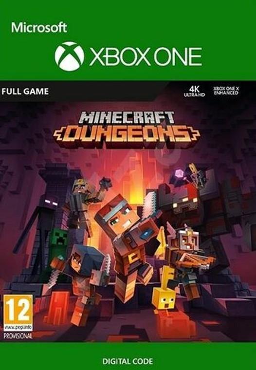 Minecraft Dungeons Xbox One